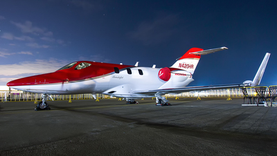 N420HR - Honda HA-420 HondaJet - Private