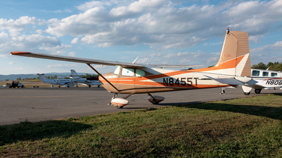 A picture of N8455T - Cessna 182B Skylane - [52355] - © Yan777