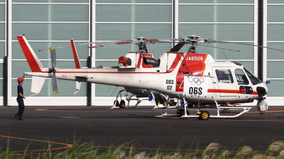 JA6508 - Eurocopter AS 350B3 Ecureuil - Aero Asahi