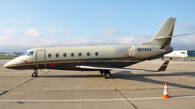 N614GA - Gulfstream G200 - Private