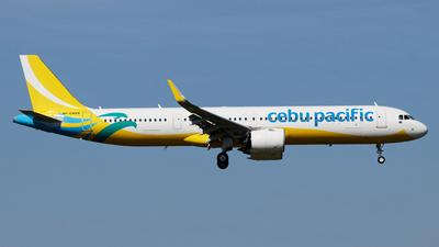 RP-C4125 - Airbus A321-271NX - Cebu Pacific Air