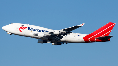 A picture of PHMPS - Boeing 747412(BCF) - Martinair Holland - © Antonio Carlos Carvalho Jr.