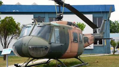 69-15724 - Bell UH-1H Iroquois - Turkey - Army