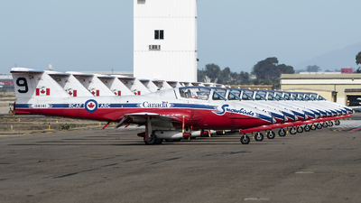 114141 - Canadair CT-114 Tutor - Canada - Royal Canadian Air Force (RCAF)