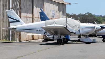 VH-WOI - Piper PA-28R-201 Arrow II - Private