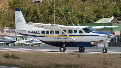F-OSBC - Cessna 208B Grand Caravan - St Barth Commuter