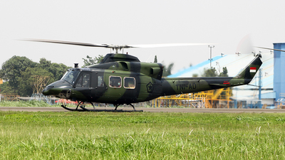 HA-5115 - IPTN NB-412HP - Indonesia - Army