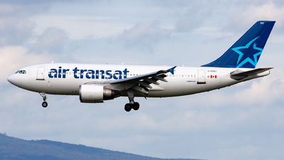 C-FDAT - Airbus A310-308 - Air Transat