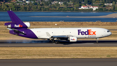 N610FE - McDonnell Douglas MD-11(F) - FedEx