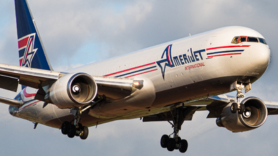 N347CM - Boeing 767-323(ER)(BDSF) - Amerijet International