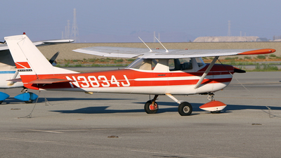 N3834J - Cessna 150G - Private