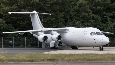 G-JOTD - British Aerospace BAe 146-300(QT) - Jota Aviation