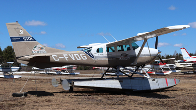 C-FVDG - Cessna U206B Super Skywagon - Aviation La Tuque