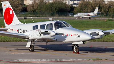 A picture of ECIPB - Piper PA34 Seneca - [347350116] - © José Ramón Pérez