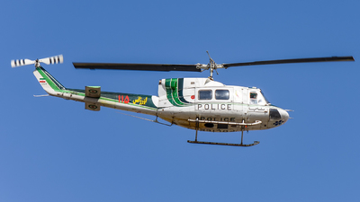 1904 - Bell 212 - Iran - Police Aviation