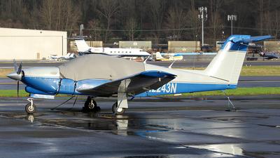 N2243N - Piper PA-28RT-201T Turbo Arrow IV - Private