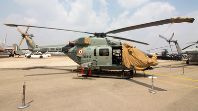 ZD4154 - Hindustan Aeronautics ALH Dhruv - India - Air Force