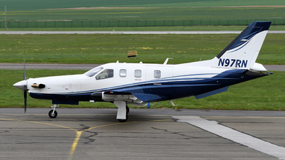 N97RN - Socata TBM-850 - Private