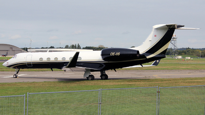 OE-IIS - Gulfstream G-V - Avcon Jet