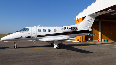 PR-NPP - Embraer 500 Phenom 100 - Private