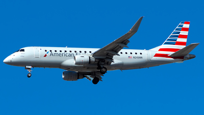 N243NN - Embraer 170-200LR - American Eagle (Envoy Air)