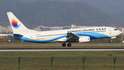 B-5311 - Boeing 737-8Q8 - Donghai Airlines