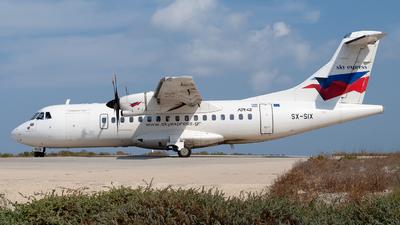 A picture of SXSIX - ATR 42500 - Sky Express - © Martin O.