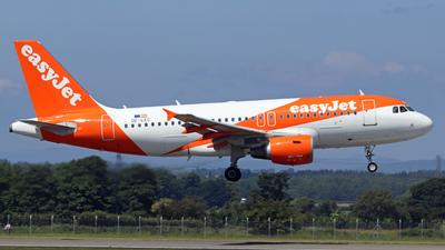 OE-LKC - Airbus A319-111 - easyJet Europe