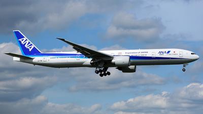 JA779A - Boeing 777-381ER - All Nippon Airways (ANA)