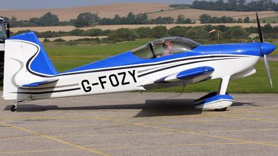 A picture of GFOZY - Van's RV7 - [PFA 32314150] - © Stephen Duquemin