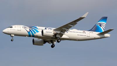 SU-GFI - Airbus A220-371 - EgyptAir