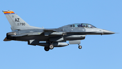 90-0790 - Lockheed Martin F-16C Fighting Falcon - United States - US Air Force (USAF)