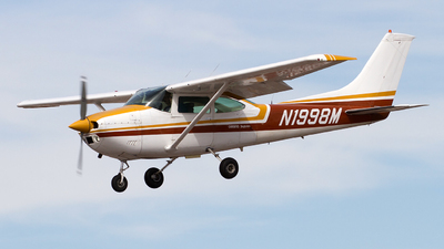 N1998M - Cessna 182P Skylane - Private
