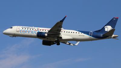 XA-FAC - Embraer 190-100LR - Aeroméxico Connect