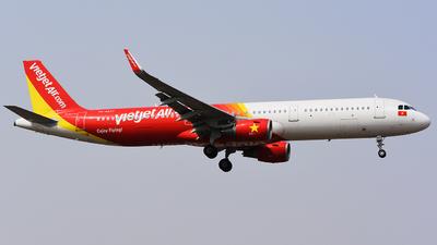 VN-A627 - Airbus A321-211 - VietJet Air