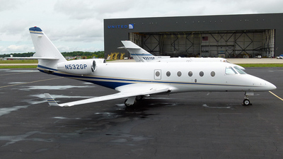N532GP - Gulfstream G150 - Private
