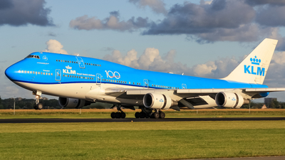 PH-BFW - Boeing 747-406 - KLM Royal Dutch Airlines