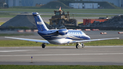 N503KK - Cessna 525B CitationJet 3+ - Private