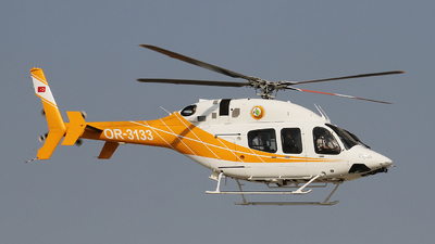 OR-3133 - Bell 429 Global Ranger - Turkey - Directorate of Forestry