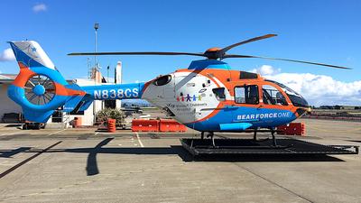 N838CS - Eurocopter EC 135P2+ - Reach Air Medical Services