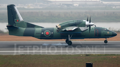 3505 - Antonov An-32B - Bangladesh - Air Force