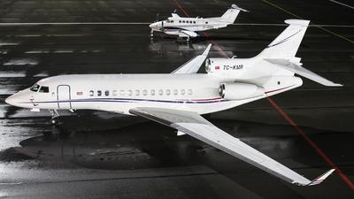 TC-KMR - Dassault Falcon 7X - Private