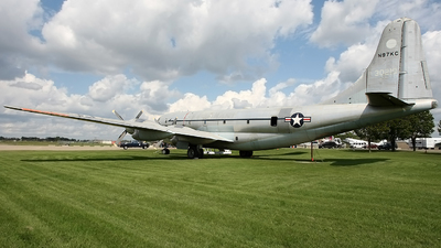 N97KC - Boeing KC-97G Stratofreighter - Private