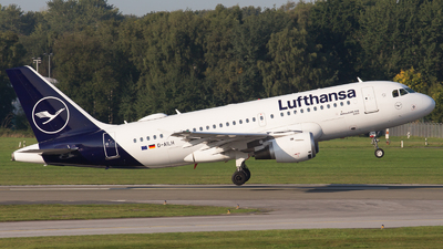 A picture of DAILH - Airbus A319114 - Lufthansa - © RobertLN