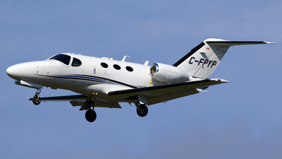 C-FPYP - Cessna 510 Citation Mustang - Private