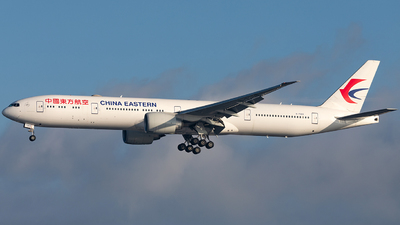 B-7369 - Boeing 777-39PER - China Eastern Airlines