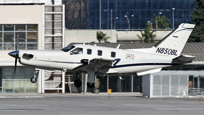 N850BL - Socata TBM-850 - Private