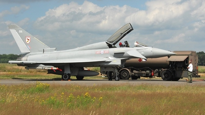 ZJ803 - Eurofighter Typhoon T.1 - United Kingdom - Royal Air Force (RAF)
