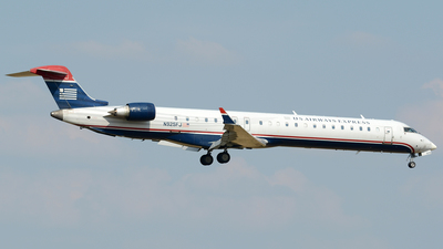N925FJ - Bombardier CRJ-900ER - US Airways Express (Mesa Airlines)