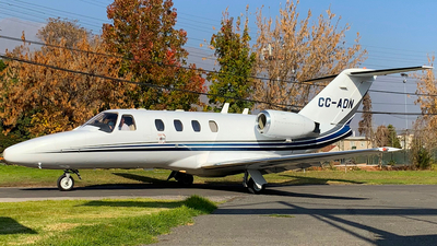 CC-ADN - Cessna 525 CitationJet 1 - Private